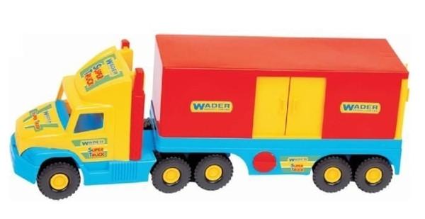 Машинка Фургон серии Super Truck Wader (36510)