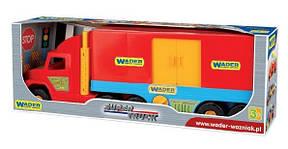 Машинка Фургон серии Super Truck Wader (36510), фото 2