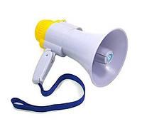 Громкоговоритель мегафон, рупор , системы охраны, оповещение
