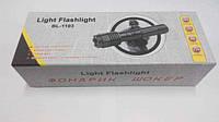 Электрошокер Police BL 1103 Q5, фонарик-шокер, мощный, аккумуляторный, товары самообороны