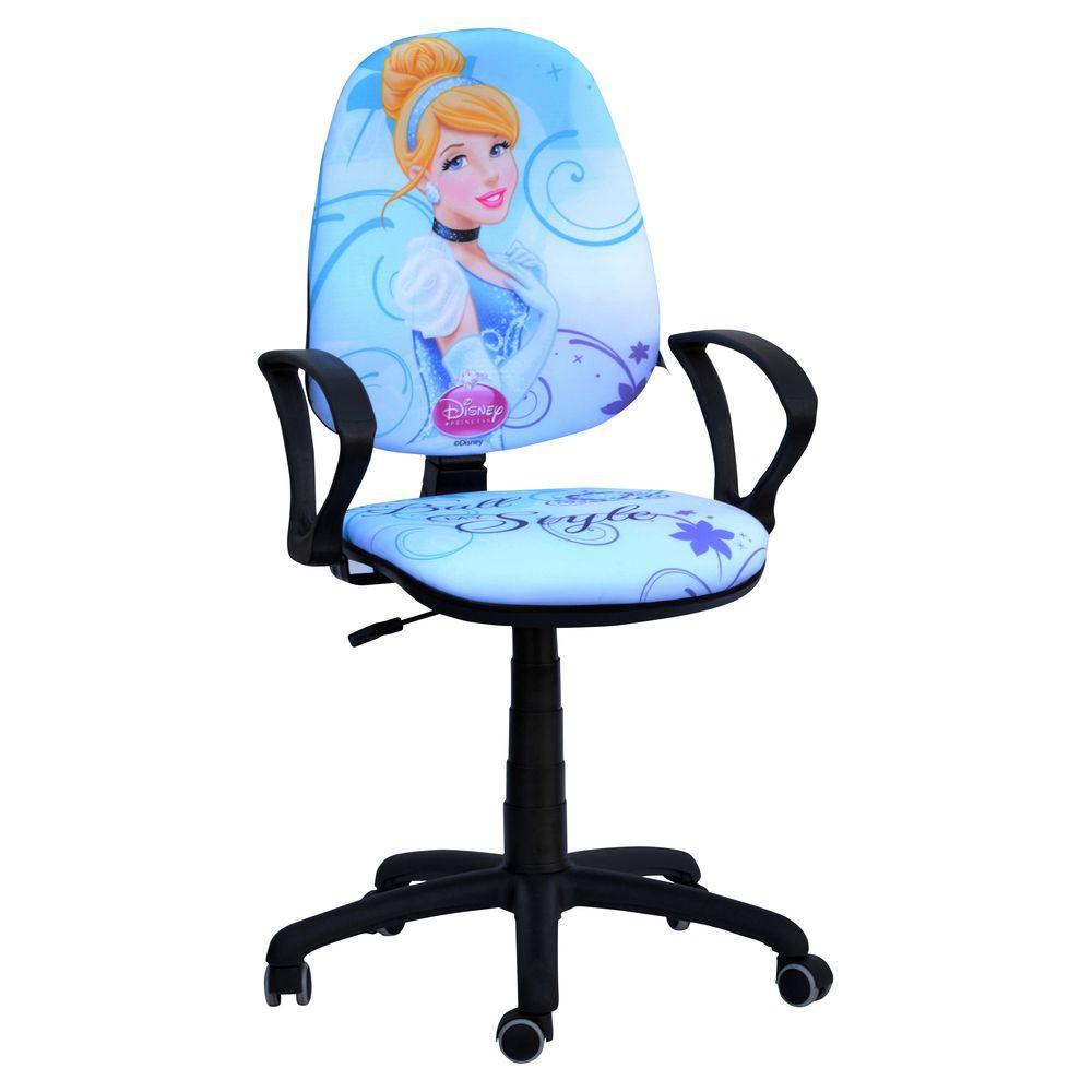 """Кресло детское Поло 50, подлокотники АМФ-4; """"Дизайн Дисней"""", TM AMF"""