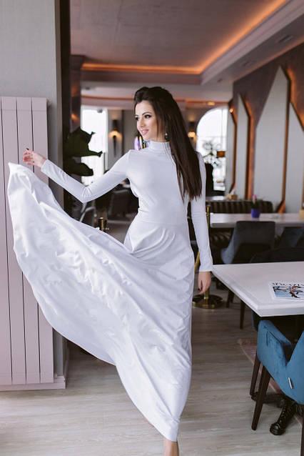 Женские платья в пол