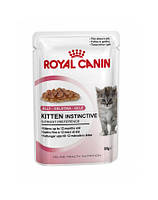 ROYAL CANIN Kitten instinctive 0,085 кg в желе