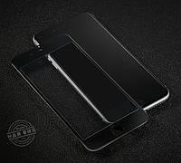 Cтекло для iphone 7 матовое на весь экран black