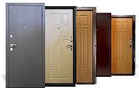 Изготовление и монтаж металлических дверей