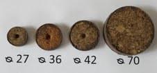 Торфяные таблетки в сеточке 36 диам