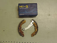 Тормозная колодка задняя EXCEL, SCOUPE, ACCENT 00-02, TRAFFIC, PONY (Корея) SA046