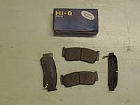 колодки тормозные hyundai h-1/h-200