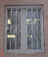 Решетка сварная на окна арт.рс 19, фото 1
