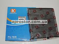 Фильтр салона Авео 1,5 Т200, Т250 (KOREA STAR) угольный 96539649