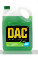 Антифриз DAC antifreeze Heavy duty 5l (green)