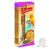 Vitapol лакомство для волнистого попугая с медом, 2шт
