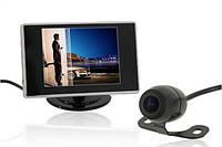 Комплект камера заднего вида с монитором 4,3 дюйма(2 в 1)