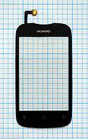 Тачскрин сенсорное стекло для Huawei Y201 U8666 black