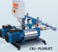 CB2 — PLURIJETm 4/200 станция повышения давления Pedrollo
