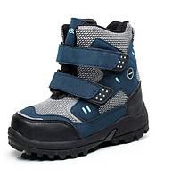 Детские ботинки KHOMBU Navy