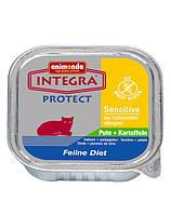 ANIMONDA Integra protect sensitive 0.1 kg индейка+картошка