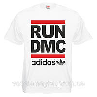 "Футболка ""RUN DMC Adidas"""