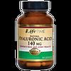 Капсулы с гиалуроновой кислотой Life Time 60 таблеток, 140 мг