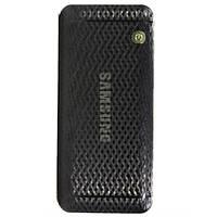 Внешний аккумулятор Samsung 3USB 20000 mAh черный портативная зарядка батарея для мобильного телефона планшета