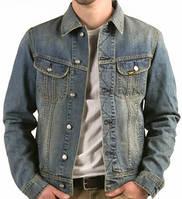 Джинсовая куртка Lee - Boss Man