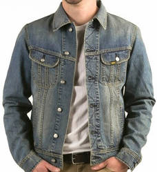 Джинсовая куртка Lee - Boss Man (XXL)