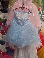Детское шикарное платье для утреника