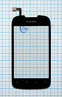 Тачскрин сенсорное стекло для Huawei U8650/8660 black