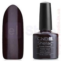 Shellac CND Fedora (темно-коричневый)