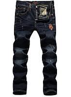 Оригинальные и очень стильные мужские джинсы PHILLIP PLEIN. Высокое качество. Практичный дизайн. Код: КДН986