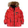 Зимняя термокуртка POLYFILL для девочки 11-12 лет р. 146-152 ТМ Deux par Deux P 819-762