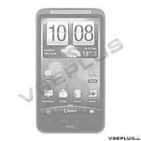 Корпус HTC A9191 Desire HD, черный, high copy