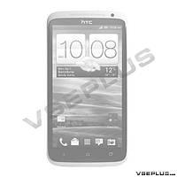 Корпус HTC s720e One X, черный, high copy