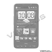 Корпус HTC T8585 Touch HD2, черный, high copy