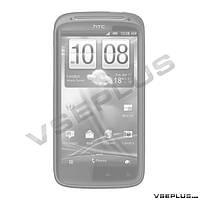 Корпус HTC Z710e Sensation G14, черный, high copy