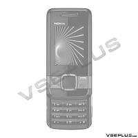 Корпус Nokia 7100 supernova, черный, high copy