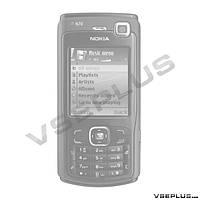 Корпус Nokia N70, черный, high copy