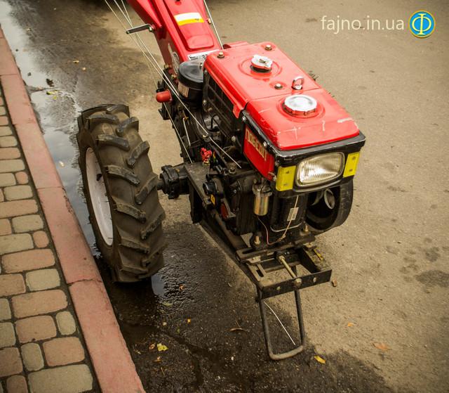 Дизельный мотоблок Победит МБ-81Д с водяным охлаждением