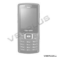 Корпус Samsung S3310, черный, high copy