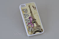 Чехлы для iPhone 4 4S Paris Swarovski, фото 1