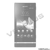 Корпус Sony ST25i Xperia U, черный, high copy