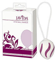 Яйцо для интим-гимнастики Javida Gym Ball Single