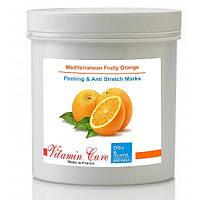 Регенерирующий крем прогтив растяжек с витамином С, 200мл