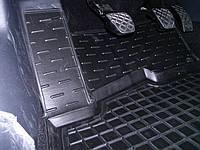Комплект ковриков на VOLKSWAGEN Touareg (>2010)