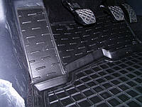 Комплект ковриков на VOLKSWAGEN Touareg (2011>)