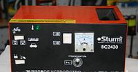 Зарядное устройство  BC 2430 ТМ   Sturm