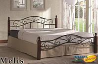 Кровать двуспальная OND- Melis (Мелис) без матраса  (160х200)