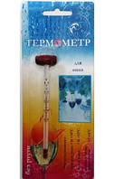 ТЕРМОМЕТР ДЛЯ ВИНА 0–40°C, фото 1