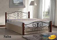 Кровать кованая OND- Saba 140 (Саба) без матраса
