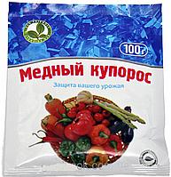МЕДНЫЙ КУПОРОС 100 Г